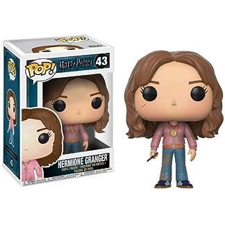 Figurine pop Hermione Granger avec Time Turner
