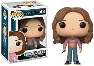 Funko Pop Movies: Harry Potter-Hermione w/Time Turner