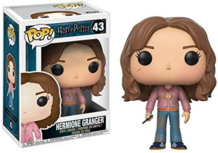 00e9106adaa Image Unavailable. Image not available for. Color  Funko Pop Movies Harry  Potter-Hermione ...