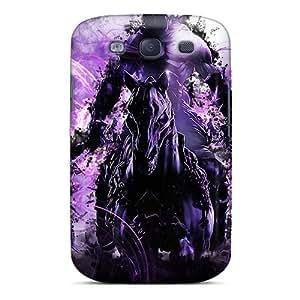 VIVIENRowland Samsung Galaxy S3 Excellent Hard Phone Case Allow Personal Design Nice Metallica Image [wvU7441BBOa]