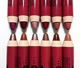 J.cat Beauty the Big Jumbo Lip Pencil Liner All 12 Colors