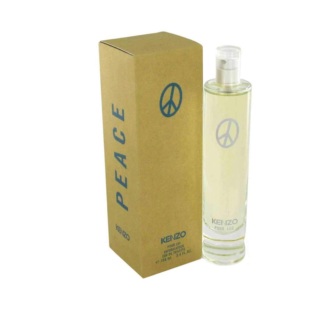 B0001BOQOE Time For Peace by Kenzo for Men. 3.4 Oz Eau De Toilette Spray 51iTCJjBsEL._SL1300_