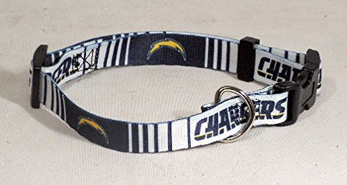 Hunter San Diego Chargers NFL Licensed XS Dog Cat Pet Collar (Collar Diego San Dog Chargers)