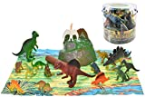 18 Piece Dinosaurs In Tub