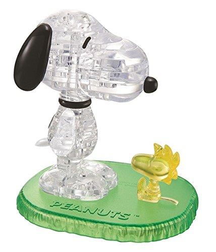 HCM Kinzel Jeruel 59132 - Crystal Puzzle - Snoopy Woodstock HCM Kinzel GmbH Cartoons & Comics