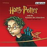 Harry Potter und die Kammer des Schreckens (Harry Potter, gelesen von Rufus Beck, Band 2)
