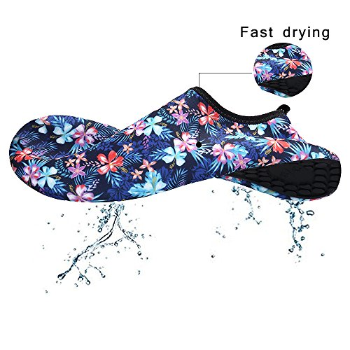 Skin Style25 Qleyo For Dry Women Men Yoga Surf Swim Water Shoes Barefoot Beach Quick And z6qpz