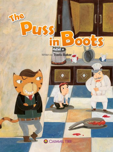 - The Puss in Boots (Caramel Tree Readers Level 2)