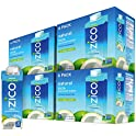 24-Pack Zico Natural Coconut Water, 8.45 Fl Oz
