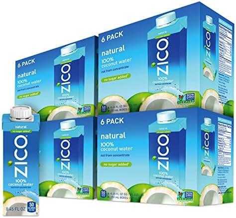 Coconut Water: Zico