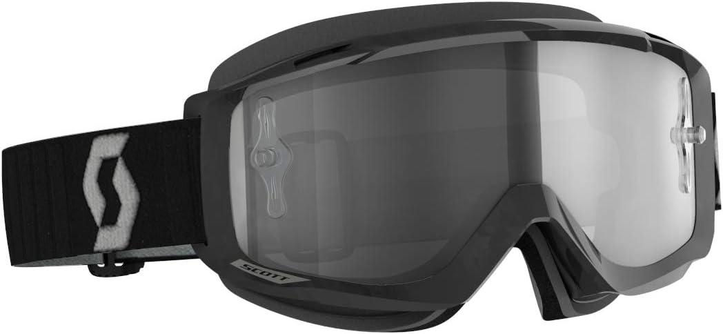 Scott Split OTG LS MX Lunettes de moto//VTT Noir//gris//gris clair