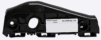 Passenger Side Bumper Bracket for Toyota Corolla 2009-2010 New TO1043110 Front