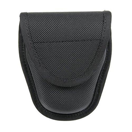 - BLACKHAWK! 44A101BK Molded Cordura Double Handcuff Case