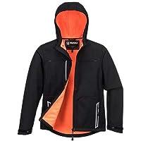 Huski Mason Softshell Jacket, Black, Small