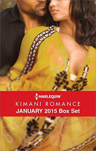 book cover of Harlequin Kimani Romance January 2015 Box Set