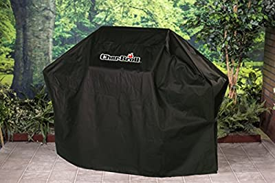 Char-Broil 4 Burner Weather Resistant Grill Cover