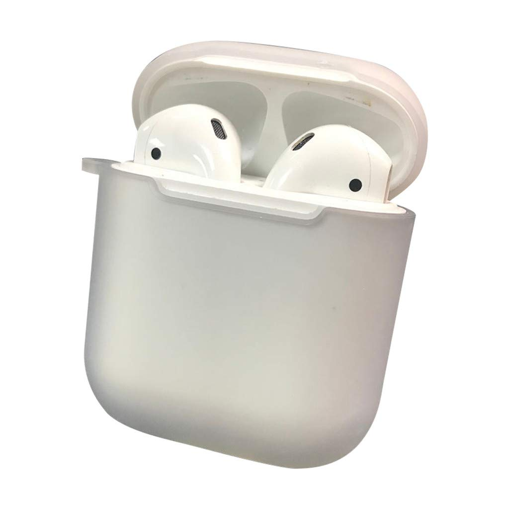 in-Ear Bluetooth Wireless Headset with Call Vibration Reminder Built-in Microphone can be Used to Make Calls, Suitable for Mobile Computers (Mint Green)