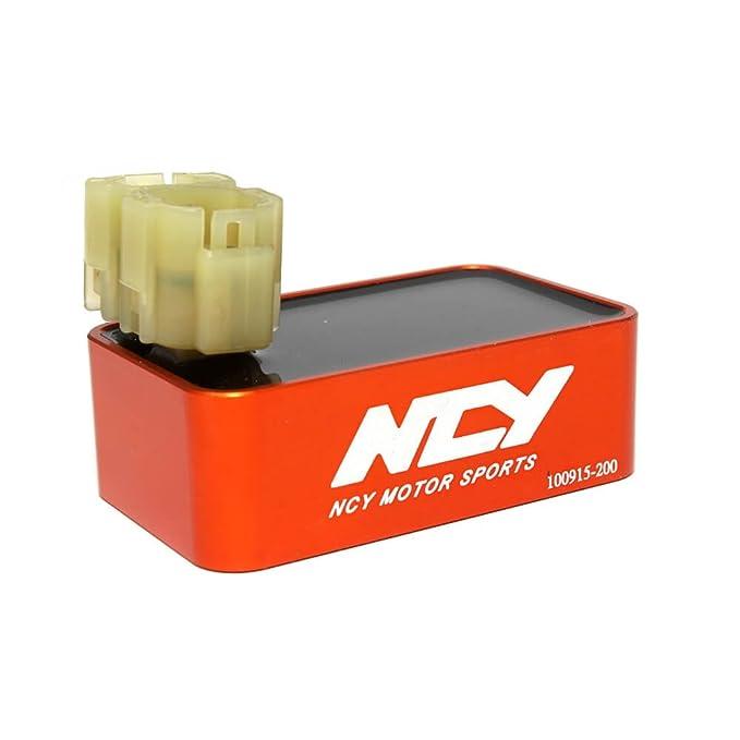 Amazon.com: Ncy Rendimiento CDI (corriente alterna, 6 Pin ...