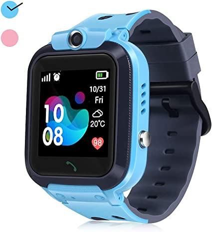 Amazon.com: DUIWOIM - Reloj inteligente para niños ...
