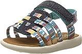 TOMS Kids Baby Girl's Huarache Sandals