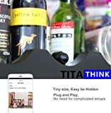 Titathink Wireless HD Spy Hidden Peephole Security