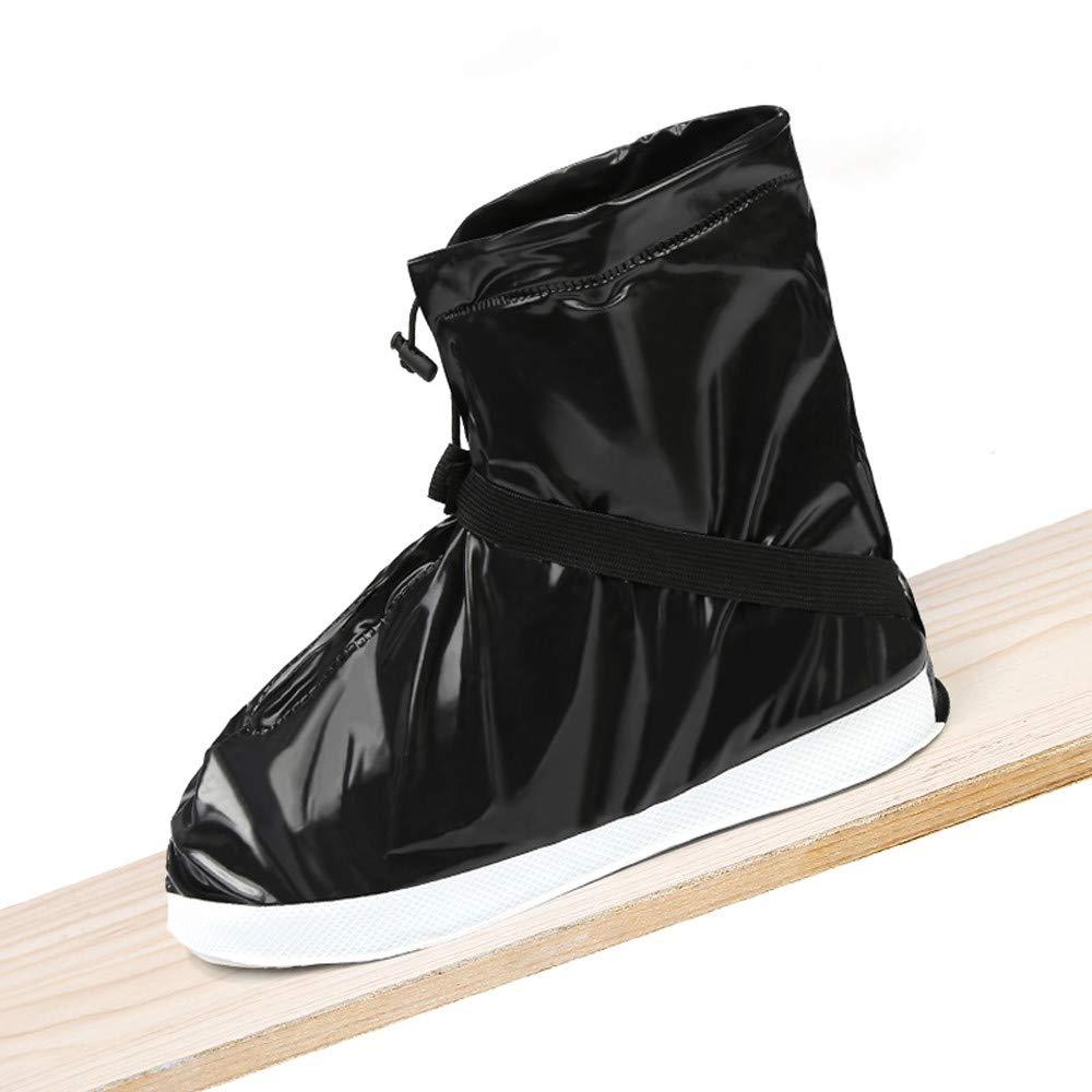 Women's Rainy Hiking Versatile Shoes,Sunsee Gril Men's Thick Wear-resistant Rain Boots Moisture Proof Waterproof Shoe Cover