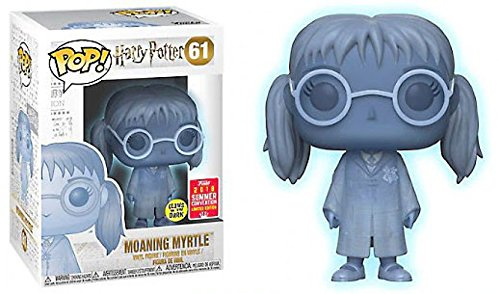 Harry Potter - Gimiendo mirto translúcido Pop! Vinilo