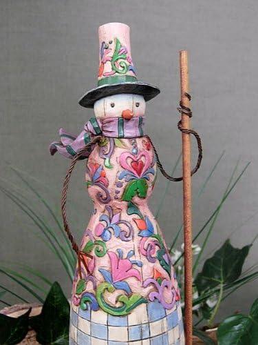Happy Home Snowwoman