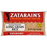 Zatarain's Extra Long Grain Parboiled Rice, 1 Pound (Pack of 30)