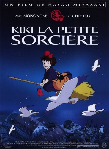 Kiki's Delivery Service POSTER Movie (11 x 17 Inches - 28cm x 44cm) (1989) (Foreign Style A)