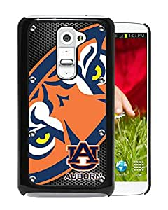 AZE Beautiful Fashion Southeastern Conference SEC Football Auburn Tigers 4 Black Case Cover For LG G2