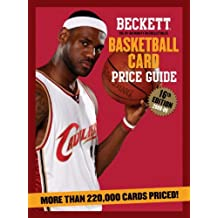 Beckett Basketball Card Price Guide