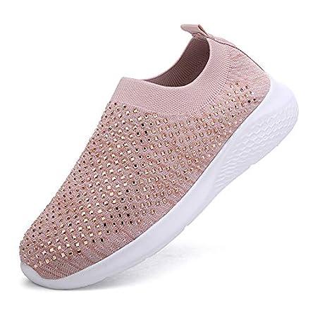 WENKOUBAN Women's Casual Walking Shoes-Comfortable...