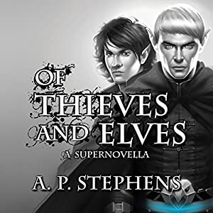 Of Thieves and Elves Audiobook