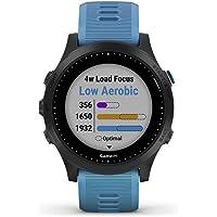 Garmin Forerunner 945 Premium GPS Triathlon Watch, Blue