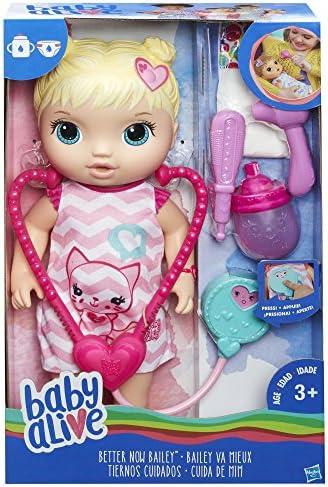 Hasbro C2691EU4 Bailey Visita al Medico