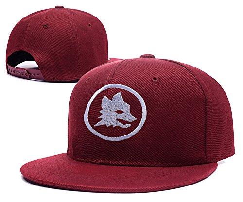 XINMEN AS Roma Logo Adjustable Snapback Embroidery Hats Caps -