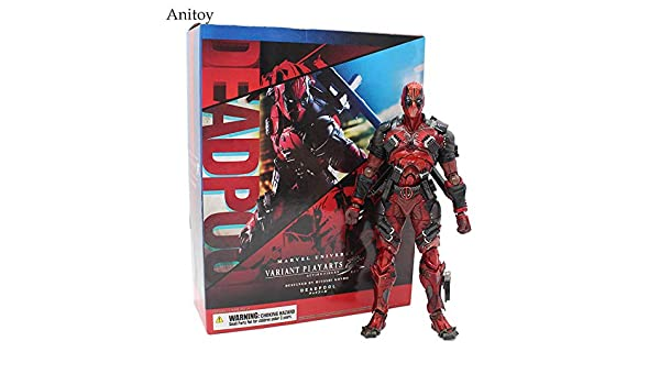 Amazon.com: VIETFR Deadpool Figure X-Men Marvel Universe ...