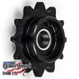 40I12H-12MM Bore 12 Tooth Idler Sprocket for 40 Roller Chain