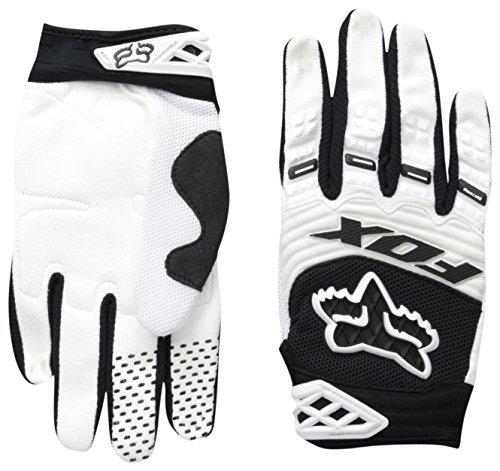 2014 Fox Head Men's Dirtpaw Race Glove, White, Large ()