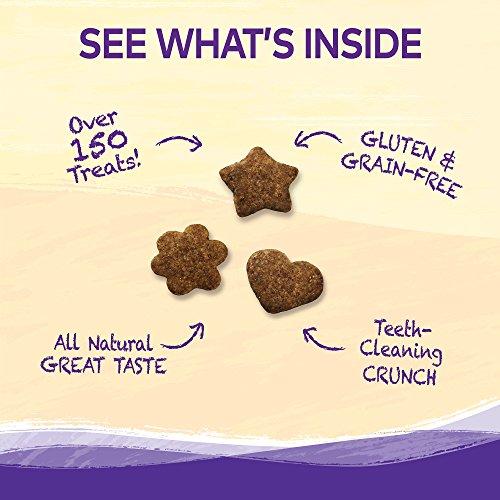 Wellness Kittles Natural Grain Free Cat Treats, Salmon & Cranberries, 2-Ounce Bag by Wellness Natural Pet Food (Image #4)