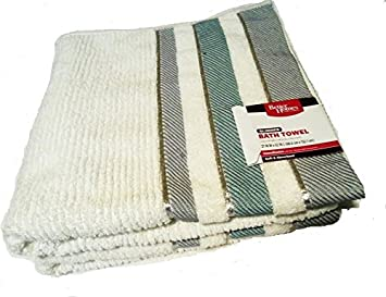Amazoncom Better Homes and Gardens Glimmer Bath Towel Home