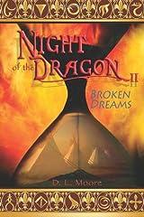 Night Of The Dragon II, Broken Dreams Paperback