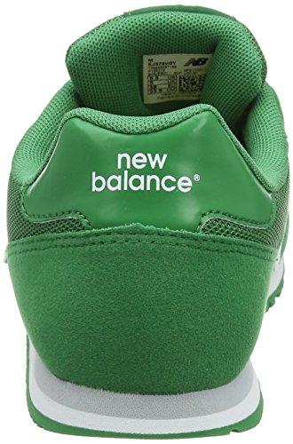 New Balance Kj373y, Zapatillas Unisex Niños Verde (Green)