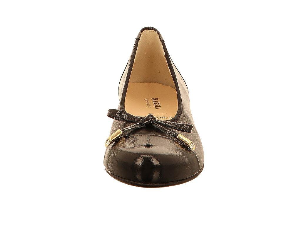 Hassia Damen Ballerinas Ballerinas Ballerinas 3009300100 schwarz 404674 231165