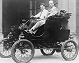 1928 photo Early steam automobile presented to Smithsonian graphic / Underwoo f9