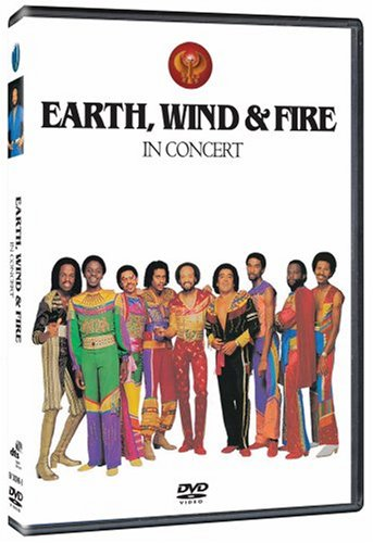 Price comparison product image Earth Wind & Fire: In Concert