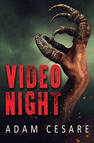 Video Night Novel Alien Horror ebook product image