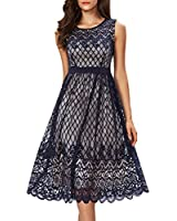 Women's Casual Loose Pocket Long Dress...