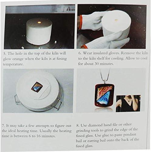 Amazon.com: Juego de joyas de cristal para horno de ...